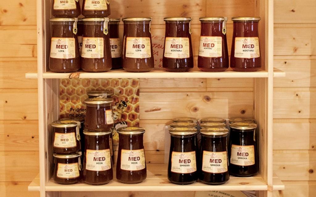 Raznovrstni sortni medovi