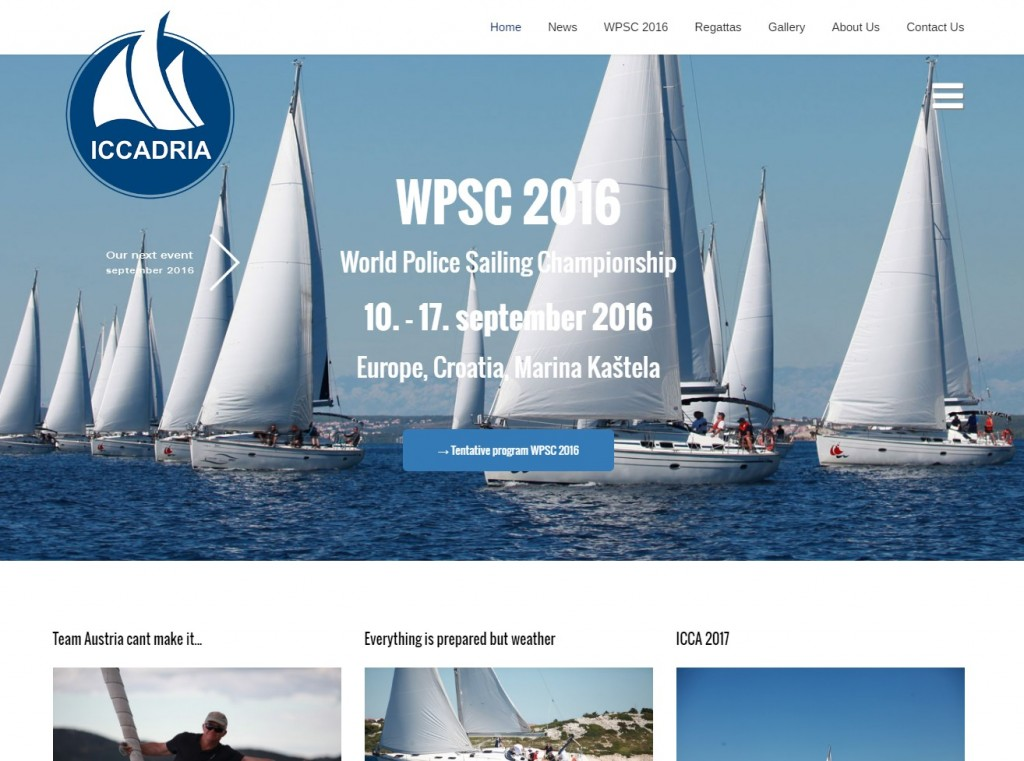 World Police Sailing Championship