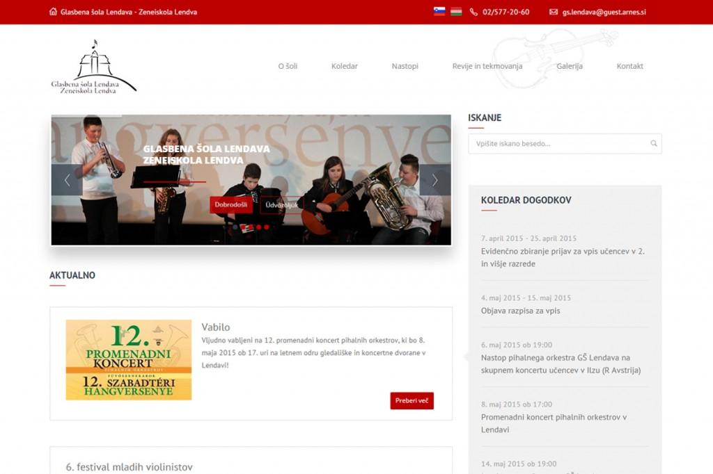 Glasbena šola Lendava