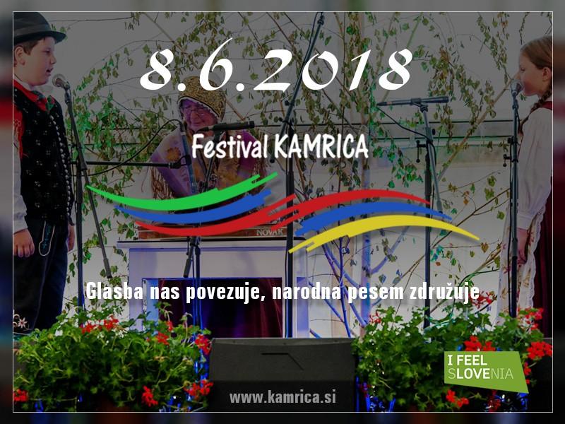 Festival Kamrica 2018