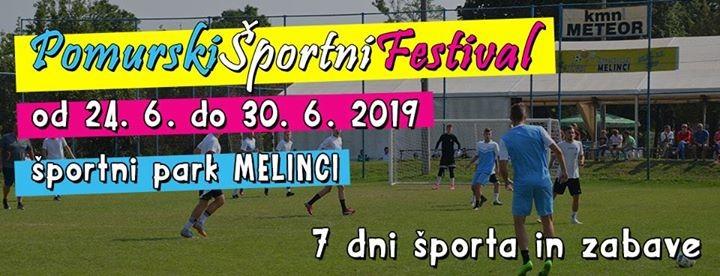 POMURSKI ŠPORTNI FESTIVAL 2019