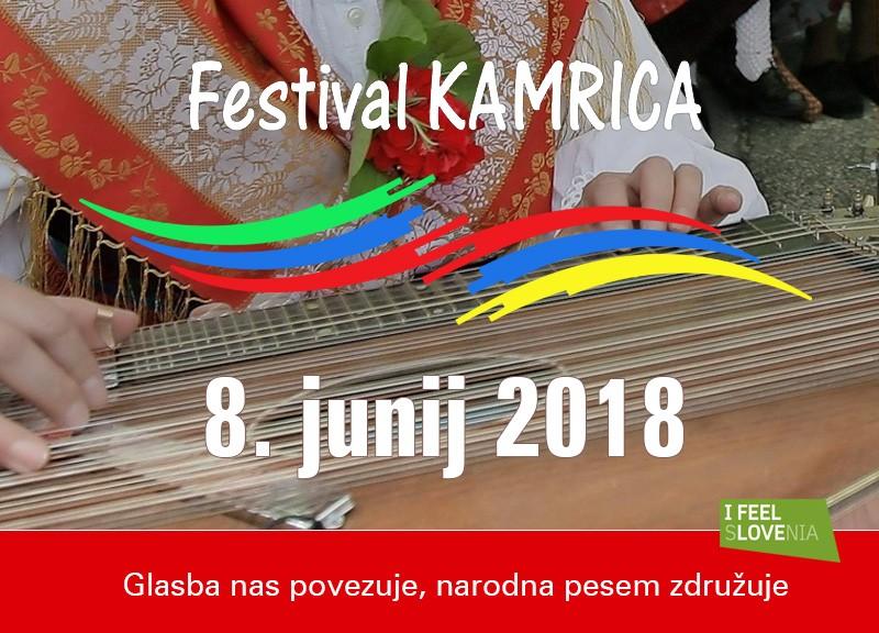Festival Kamrica 2018, vabljeni k sodelovanju